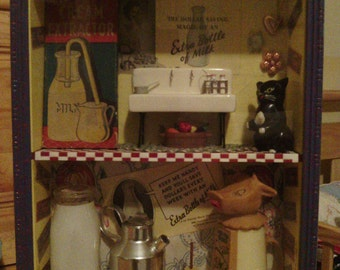 Dairy Milk Kitchen Vintage Collection