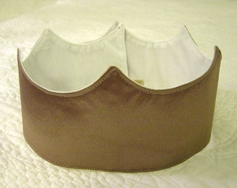 Satin Dress-Up Crown