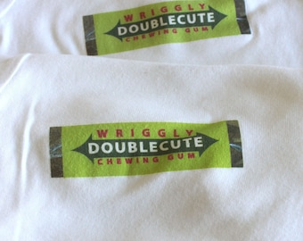 Doublecute Baby Bodysuits (sizes preemie to 24 months)