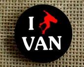 i skate vancouver (black)