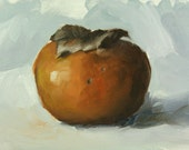 PERSIMMON II by Clair Hartmann original oil painting