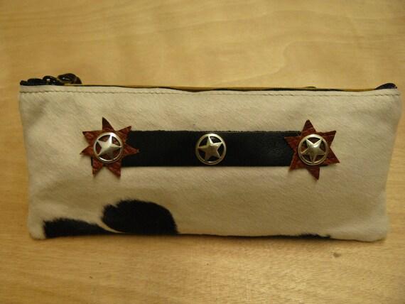 Tri star fur clutch