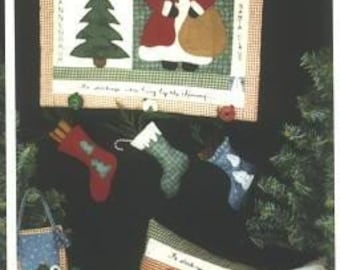I Believe Sampler, Pillow and Ornament Pattern