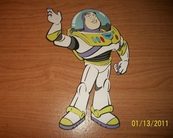 Buzz lightyear full body die cut- toy story