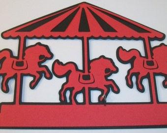 carousel die cut