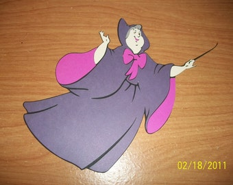 Cinderellas Fairy godmother
