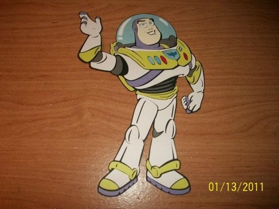 Buzz lightyear full body die cut- toy story
