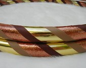 BeSt SeLLiNg Custom Travel Hula Hoop 'The SEDUCTRESS' - Pro Hoops. Affordable Shipping.