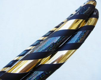 Sleek Custom Hula Hoop - 'THE NiNJA' - Made YoUr WaY. Best Selection of Pro Hoops on Etsy.