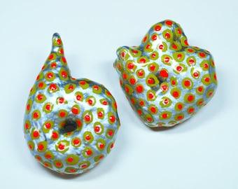 SALE! Big Dots Earrings