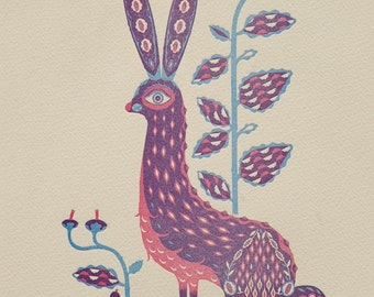 Rabbit by Klaus Haapaniemi