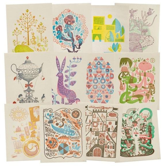 12 Wilkintie Prints