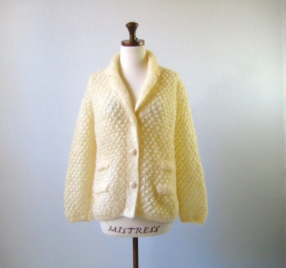 Vintage Mohair Sweater 24