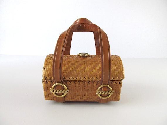 Vintage 1960s Rodo Italian Handbag By Thevintagemistress