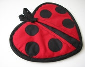 LadyBug LadyBug Fly Away Home Potholder