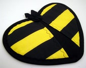 Bumble Bee Potholder
