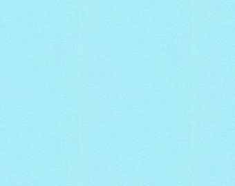 SPRING Bella Solids in Robins Egg - 1 yard - SKU 9900 85 Moda Fabrics