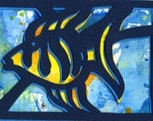 Fish, ACEO