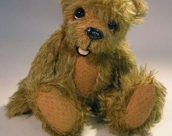 Orphan Mohair Artist Teddy Bear