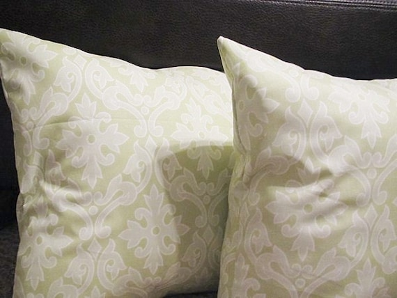 throw pillow sham,  YOU PICK FABRIC and Size