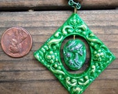 Banshee - St. Patrick's Day Necklace