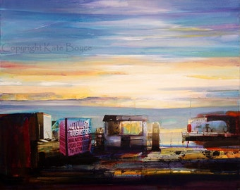 Automatic Transmissions( Limited edition archival print - size 1 )