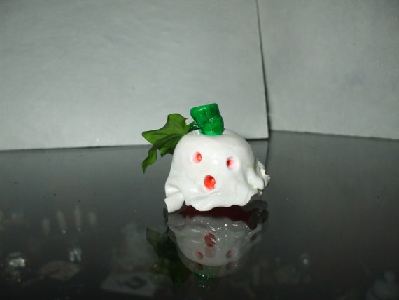 Gothic Witch Wizard Halloween Ghost Pumpkin dollhouse miniature ooak