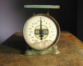 Antique 1906 Kitchen Scale .. H.S.B. and Co.