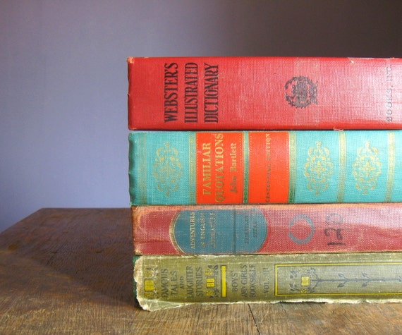 Create Your Own Vintage Book Journal
