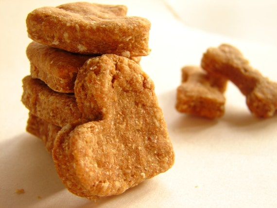 Anti-Fart Dog Cookie-- High Nutrient Vegan Dog Biscuit, Puppy Treat, Perfect for All Dog Breeds-1lb