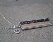 "Brown ""Dream"" Necklace"