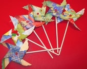 Home Sweet Home Pinwheels  (12)