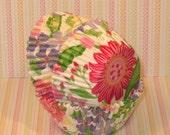 Spring Floral Cupcake Liners  (40)  Floral Cupcake Liners, Pastel Floral Cupcake Liners, Floral Baking Cups, Pastel Cupcake Liners,
