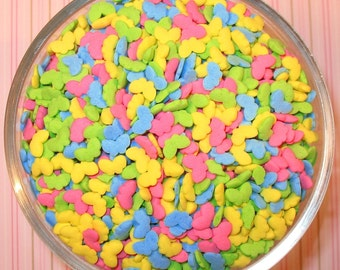 Bright Butterfly Sprinkles  (4 oz)