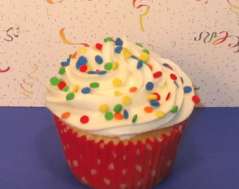 Primary Mini Confetti Sprinkles  (4 oz)