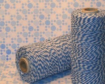 Denim Blue Bakers Twine by The Twinery (240 Yd Roll)