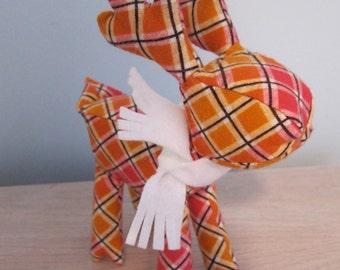 Roxie Reindeer, Plushie Stocking Stuffer