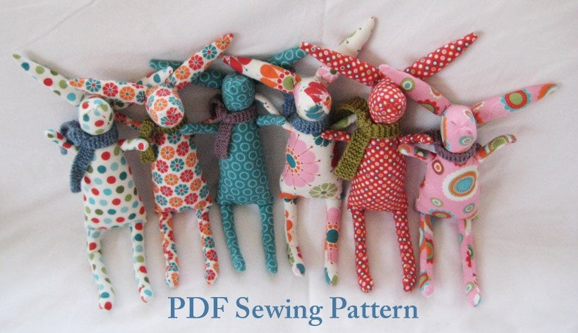 Easter & Bunny Patterns - Crafty Avenue - A crafter's online haven