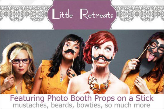 Photobooth Prop. Wedding Photo Booth. Birthday. Photo Prop. Wedding Party