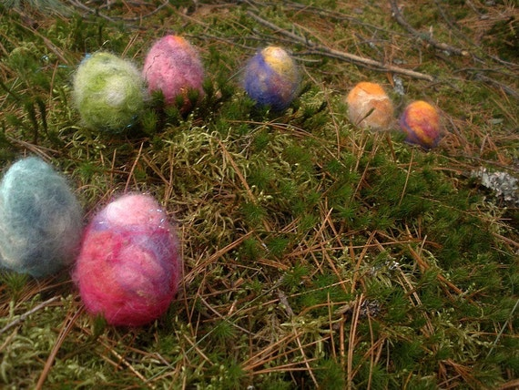 enchanted forest eggs