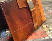 leather ipad case by fullgive- the PADstache free shipping