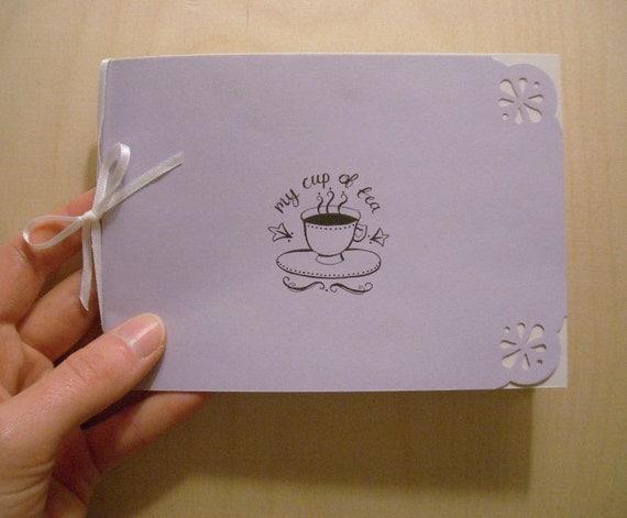 My Cup of Tea Zine