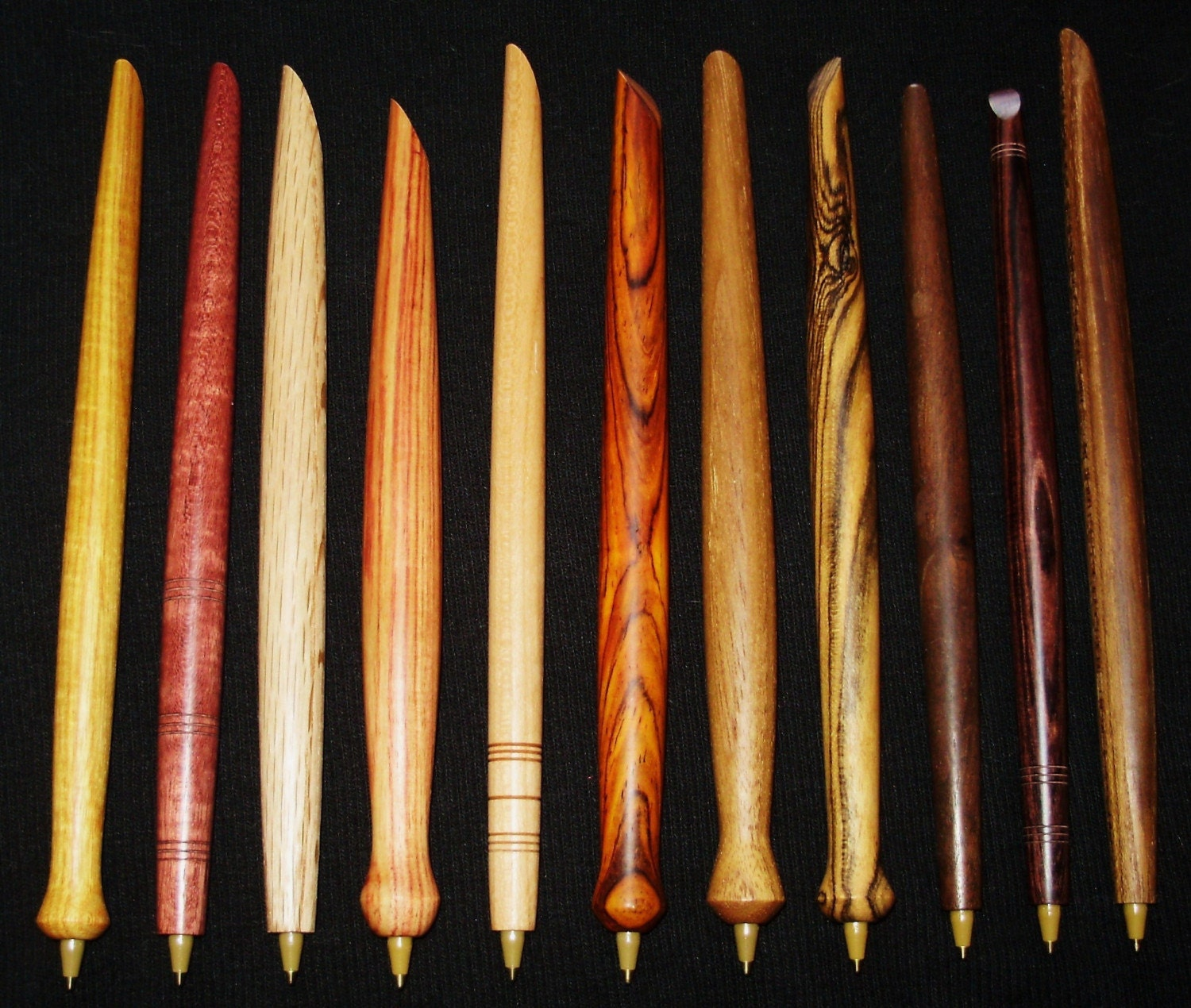 Woodwork Turned Wood Pens Pdf Plans
