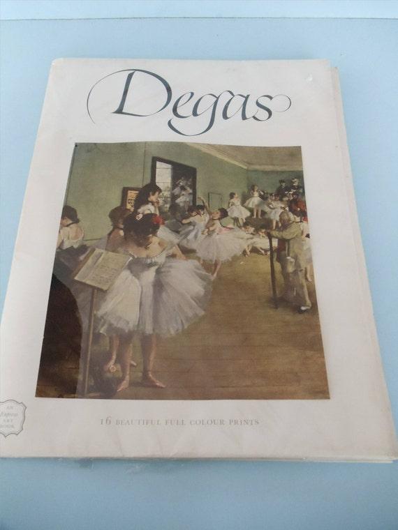 The life and art of Edgar Degas