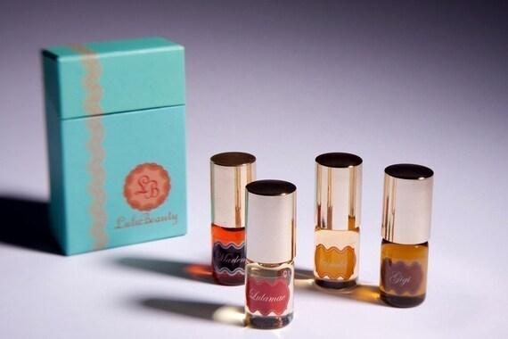 Lulu Beauty Sampler Pack...ONE OF EACH...Gigi, Starlet, Marlena, Dame, Lulamae, Miss Anastasia and She Belongs There