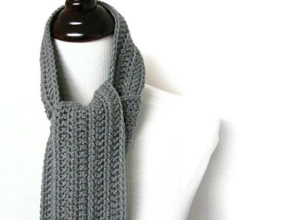 Crochet Stitch Mens Scarf : Alfa img - Showing > Mens Crochet Scarf