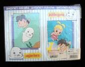 Wacky 1980s Japanese Kid's Stationary