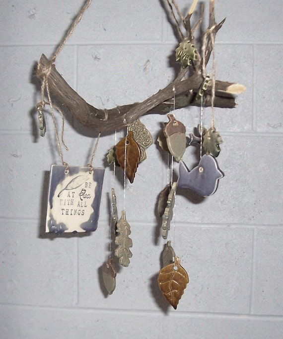 Be At Peace Wind Chime