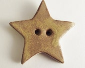 5 Stars in Brown - Gres Buttons
