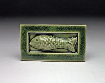 Small fish tile--made to order